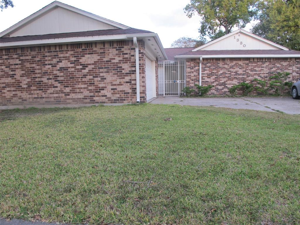 1330 Goswell Lane Channelview Tx 77530 Har Com