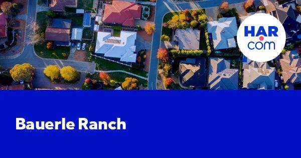 Fantastic Bauerle Ranch Homes For Sale And Rent Har Com Download Free Architecture Designs Ferenbritishbridgeorg